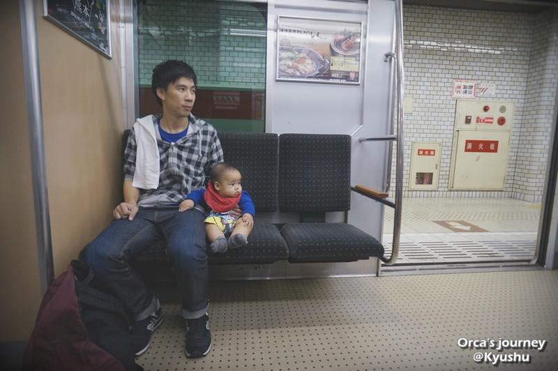 นั่งรถไฟ