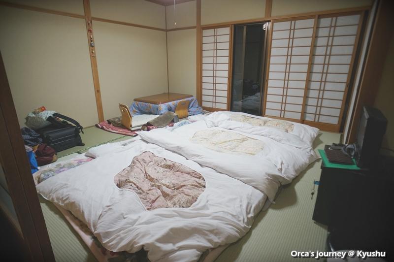 จัดห้องนอนรอแล้ว