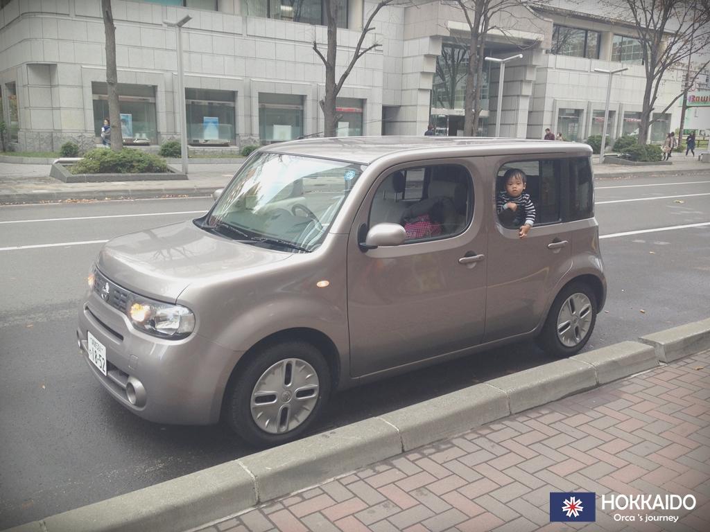Nissan Cube มาแล้ว