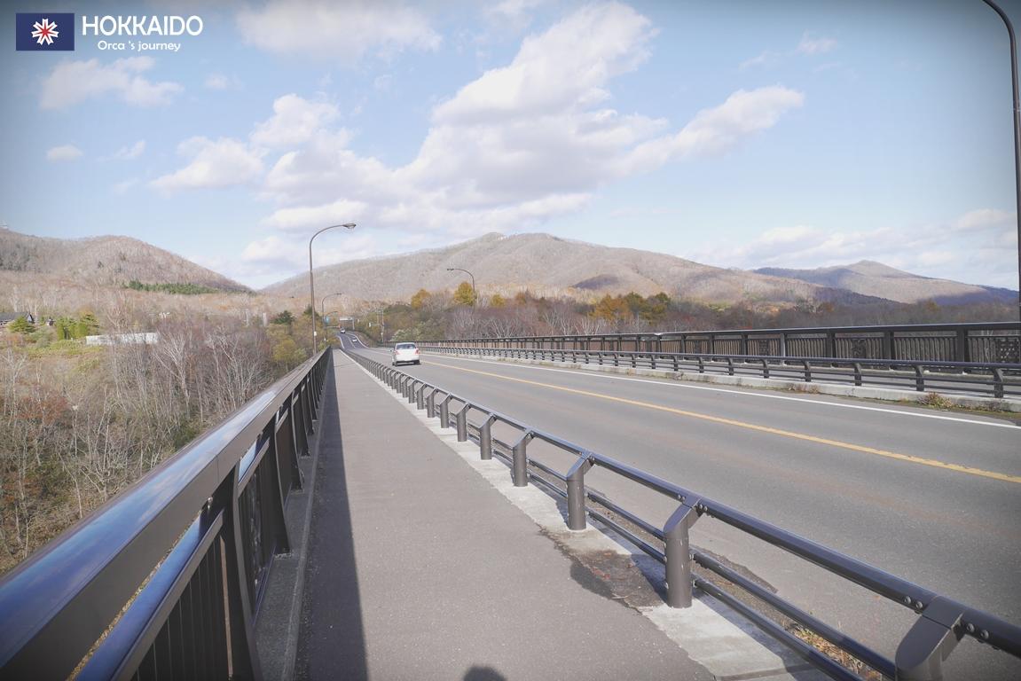 New Noboribetsu Bridge