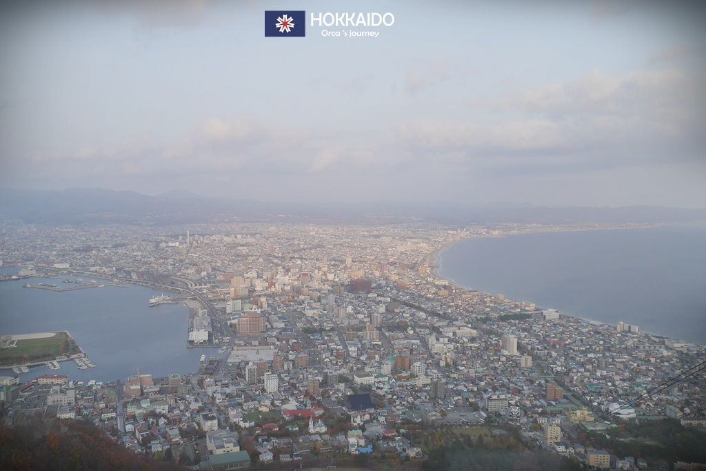 วิว Hakodate